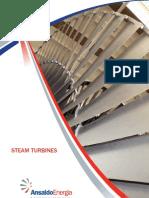 ANSALDObrochure Steam Turbines Lo