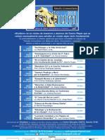Programa - Studium 2013 del Centro Pieper