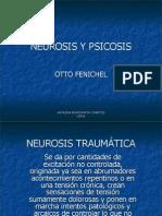 Neurosis Psicosis Preversiones Otto Fenichel