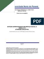 Relatorio Estagio - Caps Ad Jacobina