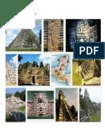 Arquitectural y Escultura Maya Azteca Olmeca
