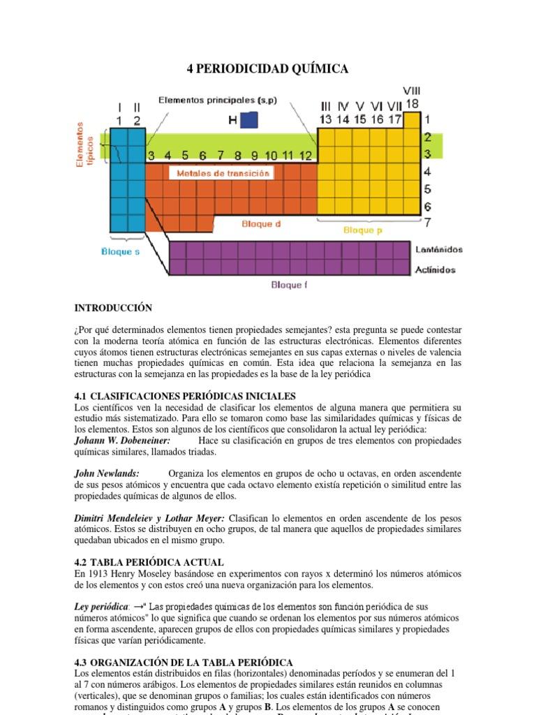 3 periodicidad qumicapdf urtaz Gallery