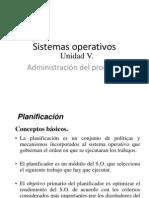 Administracion Del Procesador