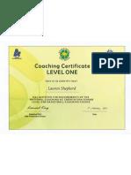 basketball australia level 1 coaching
