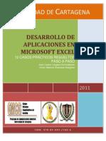Aplicaciones en Excel