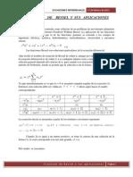 ECUACIÓN      DE    BESSEL  Y  SUS   APLICACIONES 2222222222
