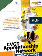 B3 CVGT Australian Apprenticeship Network Brochure