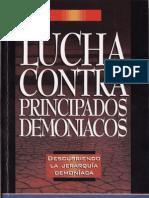 Lucha Contra Principados - Rita Cabezas