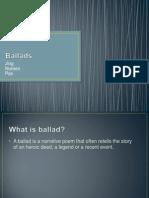 Ballads by Nureen, Jing & Pan