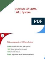 CDMA-ARCHITECTURE