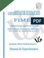 Manual de Experimentos de Física III