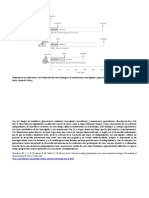 Esquema de las diferencias en la duración del ciclo biológico de monotremas