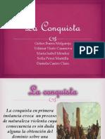 La Conquista en Colombia