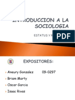 Introduccion a La Sociologia #1