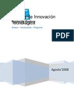 Agenda Innovacion Tecnologica 2008. Tlaxcala