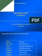 Tema i.8 Tax.bacteriana