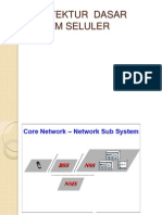 10.Arsitektur Dasar Sistem Seluler