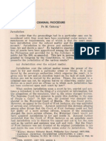 Criminal Procedure (Philippine Law Journal)