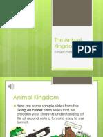 Animal Kingdom 97 Promo