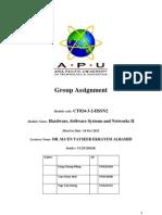 HSSN Assignment