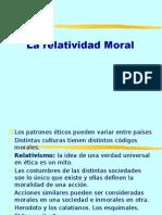 Relatividad Moral