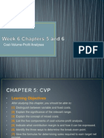 Week 6 Chapters 5 and 6