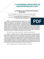 Análise da cadeia produtiva da indústria petrolífera brasileira