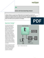 Bug Verifier - PinDown Datasheet FINAL 2012