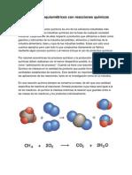 44984296 Calculos Estequiometricos Con Reacciones Quimicas