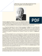 Derecho, Lesgislacion y Libertad Hayek