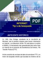 Internet y búsqueda de información [Tip´s de búsqueda]