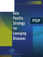 Asia Pacific Strategy for Emerging Diseases
