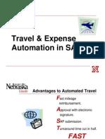 HR Travel & Expense