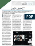 Tron Seven GT Phono Review