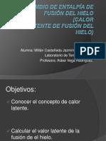 Cambio de entalpía de fusión del hielo.pptx