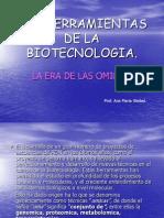 Las Herramientas de La Biotecnologia (1) (1)