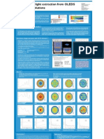 Poster Sim Light Extraction OLEDS