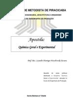 Apostila de Quí Geral e Exp - aluno (1S2013) (2)