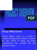 Energy Billing System