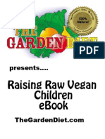 Raising Raw Vegan Children