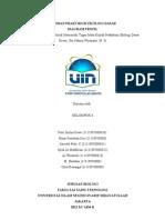 New Laporan Ekologi. Diagram Profil