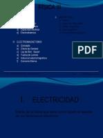 UNIDAD 1 ELECTROSTÁTICA