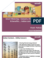 2011 Nov Vivek Pathak Smart Metering Concern Challenges Benefits Indian Context