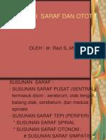 Fisiologi Saraf Dan Otot1