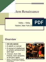 Harlem RenaissanceHarlem-Renaissance
