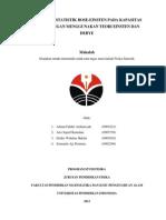 Distribusi Statistik Bose (Cover)