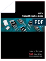 IRF IGBT Product Selection Guide