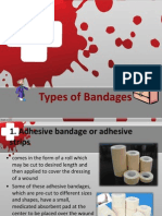 Bandaging & Splinting