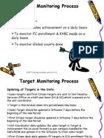 18_Target Monitoring Process