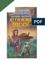 Sheenard Anthony-Az excalibur keresése A kard lovagjai